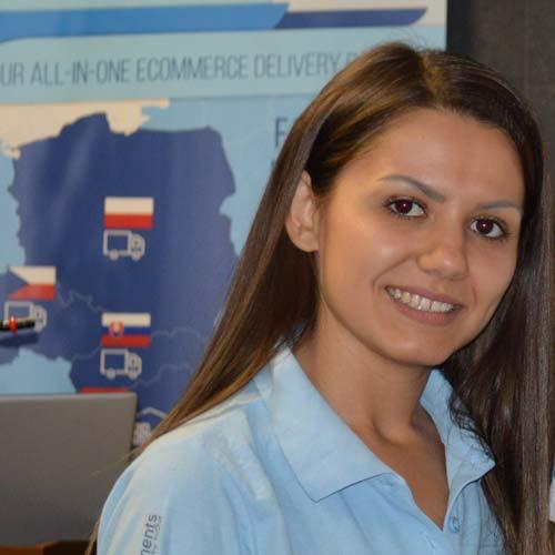 Бетина Благовестова Финанси и счетоводство | euShipments